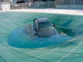 Dura-Mesh Safety Pool Covers